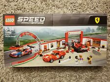 Lego 75889 - Ferrari Ultimate Garage neu & ovp