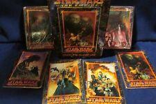 1995 Star Wars Dark Empire Metallic Impressions Collector's Tin Set