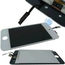 LCD Screen For Apple iPod Touch 4G White Replacement Touch Digitizer Assembly