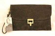 JASON WU FOR TARGET ENVELOPE CLUTCH BLACK PURSE