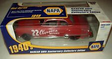 Red Byron 1949 Overseas Motors #22 Oldsmobile 1/24 1st NASCAR Championship New