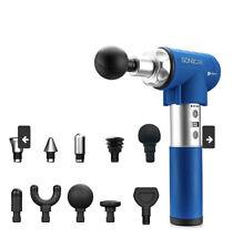 Lifepro Sonic LX NEW SEALED Percussion Massage Gun-10 Attachments + Case Free SH
