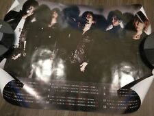 DIR EN GREY 2010 calendar poster