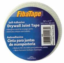 Fibatape Fdw6693 U Self Adhesive Drywall Joint Tape 1 78x50 White