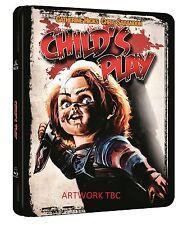 Child's Play - Blu-Ray Steelbook/Metal Pack -