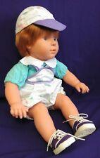 Muñeco Baby Feber NUEVO de 50 cm,de los 80-90 original de Feber.