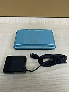 Nintendo DS Original NTR-001 Console w/ Charger Sky Blue Tested Works japan
