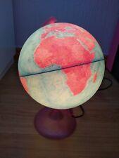 Tecnodidattica Pink World Globe With Light