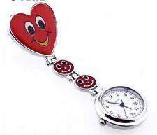 Pediatric Nurse Fob Brooch Pocket Quartz Watch