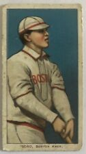 "1909-11 T206: Harry Lord ""Boston Americans"" Polar Bear"