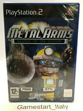 METAL ARMS GLITCH IN THE SYSTEM - SONY PS2 - NEW SEALED PAL UK VERSION