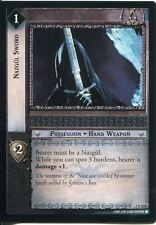 Lord Of The Rings CCG FotR Card 1.U218 Nazgul Sword