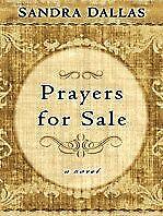 Prayers for Sale (Wheeler Large Print Book Series)