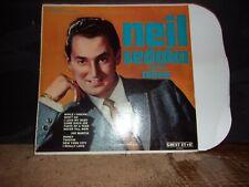 NEIL SEDAKA & THE TOKENS 1963 VINYL LP GUEST STAR RECORDS