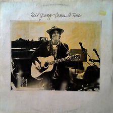 NEIL YOUNG - COMES A TIME - REPRISE 54 099 - GERMAN PRESSING - 1978 LP