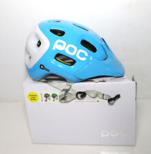 POC Unisex Fahrradhelm Trabec Race MIPS, Radon blau, XL-XXL