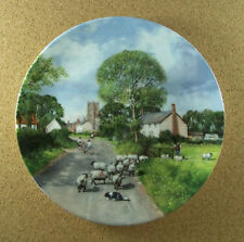 In the Footsteps of the Constable The Summer Field Plate #3 Clive Madgwick Htf