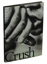 Crush by RICHARD SIKEN ~ First Edition 2005 ~ Yale Younger Poets ~ Hardcover 1st