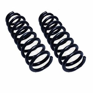 "D 1963-1987 CHEVY C10 TRUCK FRONT COIL 4"" DROP LOWERED SPRINGS 251140"