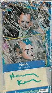 TRASH HUMPERS VHS #64/300 / designed/signed by Harmony Korine / RARE