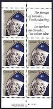 CANADA MNH 1995 CHRISTMAS 52c BOOKLET PANE