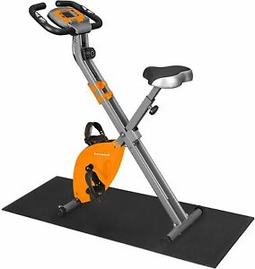 Bike Static,Bike Fitness,Trainer Folding Indoor, 8 Levels