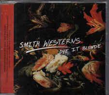 Smith Westerns-Dye It Blonde Promo cd album