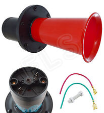 NISSAN RETRO VINTAGE CLASSIC LOUD 12V CAR TRUMPET KLAXON AIR HORN 110dB