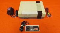 Nintendo Entertainment System NES Console With Generic Controller 4957
