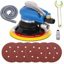 6'' Air Body Random Orbital Palm Sander DA Buffing Sanding 10 Discs 150mm Auto