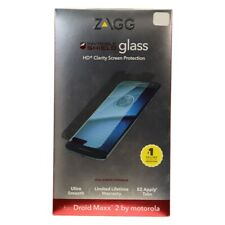 ZAGG Invisible Glass HD Screen Protector for Motorola Droid Maxx 2 - Clear