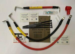 ES-41 Ducati 939 Super Sport Hi Cap Electric Upgrade Cable Kit