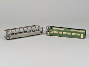 Vintage Lionel Passenger Pullman 6441 Observation Car Body Shells Only O Gauge