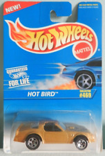 Hot Wheels Basic Line 469 Hotbird Pontiac Firebird Gold Spoke Five Phoenix Decal