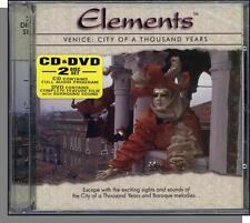 Elements: Venice, City of a Thousand Years- New Classical Music CD + Venice DVD!