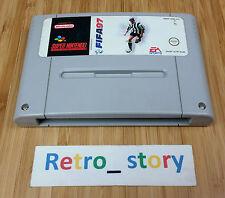 Super Nintendo SNES Fifa 97 PAL