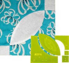 """Sten Fuente Edredón Stencils Por Patricia Ritter 6/"""" y 7-1//4/"""" doble Rana"""