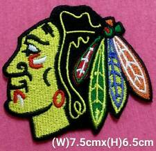 Chicago Blackhawks Hockey NHL Sport Logo Patch for iron and sewing on clothes