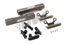 DeatschWerks 02+ For WRX / 07+ STI/LGT Top Feed Fuel Rail Upgrade Kit w/ 1200