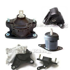 For Honda Accord Crosstour Acura TSX 2.4L AT Trans Engine Motor Mount Kit