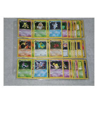 Complete Pokemon 1st Edition Team Rocket Set 83/82 Charizard Ultra Rare Holo