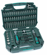 Mannesmann Bit and Socket Set 101pc. Chrome Vanadium VPA GS DIN TUV approved