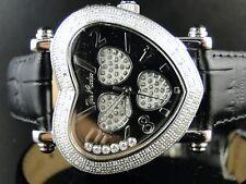 Ladies Jojo/Joe Rodeo Black Jh1 80 Diamonds Watch .75C