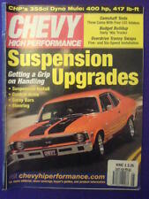 CHEVY HI PERFORMANCE - SUSPENSION - Aug 2004