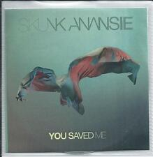 SKUNK ANANSIE - you saved me DUTCH PROMO CD SINGLE 1TR 2010 RARE!!