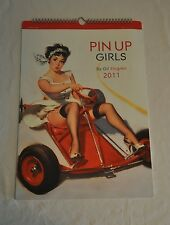 Pin-up Girls Gil Elvgren 2011 Wall Calendar by Gil Elvgren