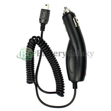 CAR Charger POWER CORD FOR GARMIN NUVI 350 370 670 770
