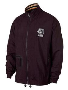 Nike Mens Dri-Fit Court Stadium Loose Fit Tennis Windbreaker Jacket Purple New