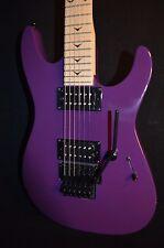 Dean Czone II Custom Zone II Floyd Purple Electric Guitar - Free Shipping!