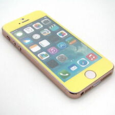 Yellow Mobile Phone Tempered Glass Screen Protectors